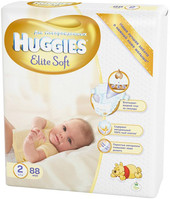 Huggies Elite Soft 2 (88шт)