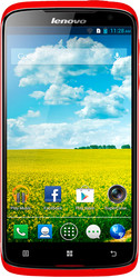 Lenovo S820 8GB Red