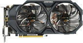 Gigabyte GeForce GTX 760 WindForce 2 OC 2GB GDDR5 (GV-N760WF2OC-2GD)