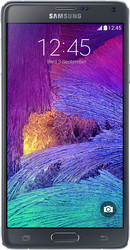 Samsung Galaxy Note 4 Charcoal Black [N910S]