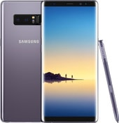 Samsung Galaxy Note8 Single SIM 128GB (серая орхидея)