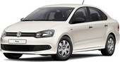 Volkswagen Polo Trendline Sedan 1.6i 5MT (2010)