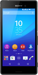 Sony Xperia M4 Aqua 16GB Black