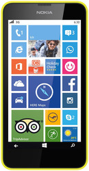 Отзывы о Nokia Lumia 630 Yellow