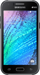 Samsung Galaxy J1 Black [J100/DS]