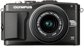 Olympus E-PL5 Double Kit 14-42mm II R + 40-150mm R