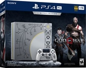 Sony PlayStation 4 Pro 1TB Limited Edition God of War