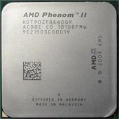 AMD Phenom II X6 Black Edition 1090T (HDT90ZFBGRBOX)