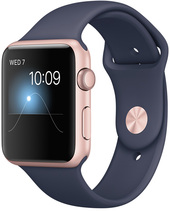 Apple Watch Series 2 42mm Rose Gold with Sport Band [MNPL2]