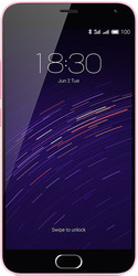 MEIZU M2 Note 32GB Pink