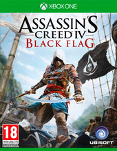 Assassin's Creed IV: Black Flag для Xbox One