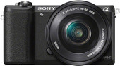 Sony Alpha a5100 Double Kit 16-50mm + 55-210mm (ILCE-5100Y)