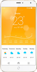 Отзывы о MEIZU MX4 (16GB)