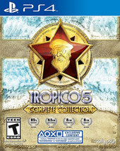 Tropico 5 Complete Collection для PlayStation 4