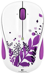Logitech M325 Wireless Mouse Purple Peace (910-004147)