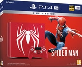 Sony PlayStation 4 Pro 1TB Marvel's Spider-Man Limited Edition