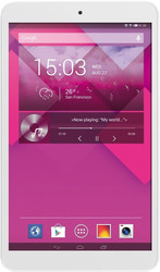 Alcatel OneTouch POP8 4GB 3G White (ALC-OTP320X-FLWH)