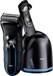 Braun 350cc-4 black/blue Series 3