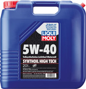Liqui Moly Synthoil High Tech 5W-40 20л
