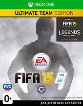 FIFA 15 Ultimate Team Edition для Xbox One