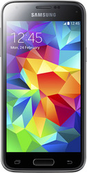 Samsung Galaxy S5 mini Duos Charcoal Black [G800H/DS]