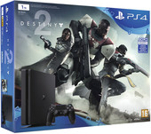 Sony PlayStation 4 Slim Destiny 2 1TB