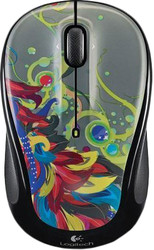 Logitech M325 Tropical Feathers (910-003142)
