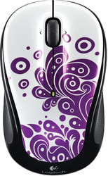 Logitech M325 Purple Swirls (910-003020)