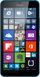Microsoft Lumia 640 XL LTE Blue