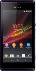 Sony Xperia M Purple
