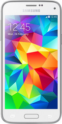 Samsung Galaxy S5 mini Shimmery White [G800H]