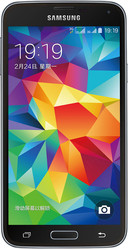 Samsung Galaxy S5 Duos 16GB Charcoal Black [G900FD]