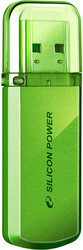 Silicon-Power Helios 101 Green 64GB (SP064GBUF2101V1N)