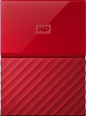 WD My Passport 4TB [WDBUAX0040BRD]
