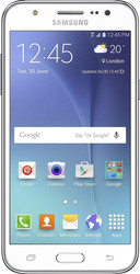 Samsung Galaxy J5 White [J500H/DS]