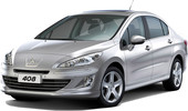 Peugeot 408 Active Sedan 1.6td 5MT (2012)