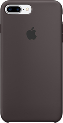 Apple Silicone Case для iPhone 7 Plus Cocoa [MMT12]