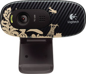Отзывы о Logitech HD WebCam C270 Victorian Wallpaper (960-000808)