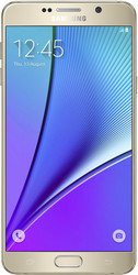 Samsung Galaxy Note 5 128GB Gold Platinum [N920]