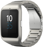 Sony SmartWatch 3 SWR50 (серебристый)
