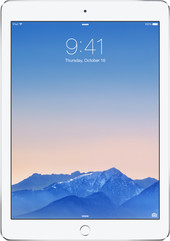 Apple iPad Air 2 64GB Silver