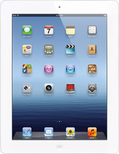 Apple iPad 16GB LTE White (3 поколение)