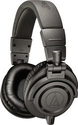 Audio-Technica ATH-M50x Limited Edition (серый)