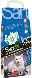 Sanicat Professional Clumping Oxygen Power 10 л