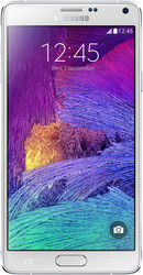Samsung Galaxy Note 4 Frosted White [N910U]