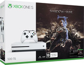 Microsoft Xbox One S Shadow of War 500GB