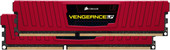 Corsair Vengeance Red 2x8GB KIT DDR3 PC3-12800 (CML16GX3M2A1600C10R)