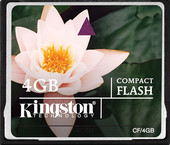 Kingston CompactFlash 4 Гб (CF/4GB)