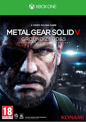 Metal Gear Solid V: Ground Zeroes для Xbox One