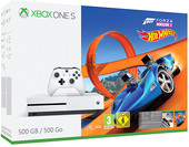 Microsoft Xbox One S Forza Horizon 3 Hot Wheels 500GB